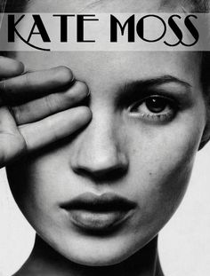 THE FASHION PACK: KATE MOSS