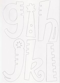 Molde de letras | RECREAR - MANUALIDADES - ARTE Hand Lettering Fonts, Doodle Lettering, Graffiti Lettering, Block Lettering, Typography, Alphabet Coloring Pages, Colouring Pages, 3d Letters, Letters And Numbers
