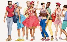 Colourful Style Fashion HD Wallpaper