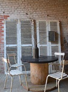 1000 images about id e d co avec un touret on pinterest. Black Bedroom Furniture Sets. Home Design Ideas