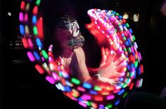 Get your Fun Fusion with Cool gloving gear from Emazing Lights.