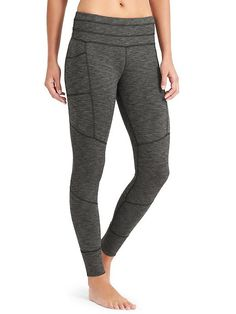 Excursion Tight - The perfect, wicking Pilayo® tight inspired by our FIT LAB outing where the goal was to look polished after a day hike without a change in clothes.