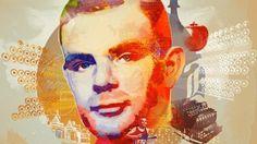 ¿Sabes quién fue Alan Turing? te damos algunos datos interesantes: - Fue un matemático, lógico, científico de la computación. - Es considerado uno de los padres de la ciencia de la computación siendo el precursor de la informática moderna. - Proporcionó la formalización de los conceptos de algoritmo y computación: la máquina de Turing. - T.rabajó en descifrar los códigos nazis, particularmente los de la máquina Enigma.