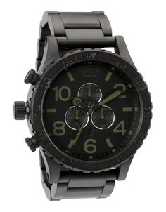 5c7eb8f84631f Buy Chrono Watch - Matte Black Surplus by Nixon from our Accessories range  - Blacks