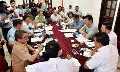 Coinciden diputados en fortalecer trabajo legislativo