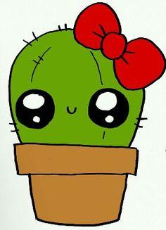 Милый кактус