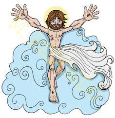 M.REDONDO- Comics: * ¡Feliz Pascua de Resurrección!