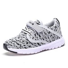 553f2821eb1 COODO Toddler Kid s Sneakers Boys Girls Cute Casual Running Shoes