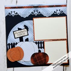 Baby Scrapbook, Scrapbook Pages, Fall Halloween, Happy Halloween, Creative Memories, Scrapbooking Layouts, Homemade Cards, Old And New, Crafts To Make