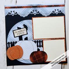 Scrapbook Sketches, Scrapbooking Layouts, Baby Scrapbook, Scrapbook Pages, Fall Halloween, Happy Halloween, Creative Memories, Homemade Cards, Old And New