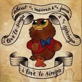 Image result for i love to singa