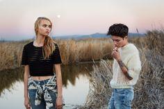 Sarah Kehoe Candy Shop : Denim Daze | Is this a dream? | Nature | Fashion Photography | Female Models