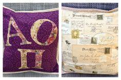 Anthropologie-Style Pillow  $25.00