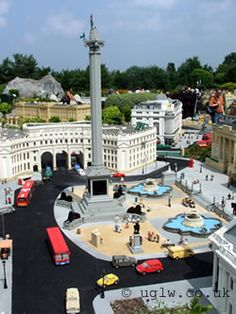 Legoland Windsor ... Eventually. Emma will be in Lego heaven.   :-)