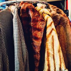 How about a thick fur coat this winter? Wrap up in The Gala Theatre today in Durham  #britaindoesvintage #bdvoutandabout #fur #furcoat #vintage #vintagefashion #vintagestyle #outerwear #vintagefair