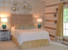 Gossip Girl Inspired Bedroom - contemporary - bedroom - other metro - Jennifer Estes Interior Design