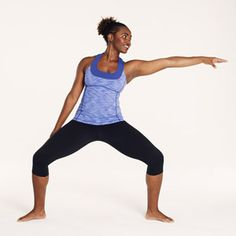 The Relaxing Yoga and Dance Workout