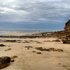 Morning walk, Torquay, Australia