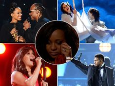 Top 5 Moments at the 2012 Billboard Music Awards