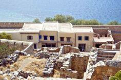 In the island of absence: Spinalonga, Crete Crete Island, Fortification, Interesting History, Greek Islands, Day Trip, Venetian, Greece, Mansions, 16th Century