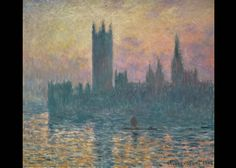 Monet. Palace of Westminster £11m