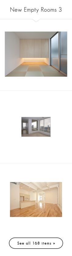 """""""New Empty Rooms 3"""" by brandileek ❤ liked on Polyvore featuring rooms, empty rooms, backgrounds, interiors, interior, interiores, empty, home, children's room and children's decor"""