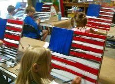 veterans day art idea