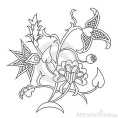 ... Jacobean Embroidery Crewel Embroidery Jacobean Design Embroidery
