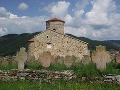 Petrova Crkva, L'église de Pierre, début du 12ème siècle, période de la 3ème croisade