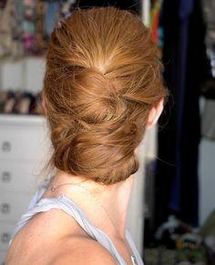Julia Petit Passo a Passo Amanda no Oscar cabelo