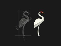 Crane Grid by George Bokhua #Design Popular #Dribbble #shots