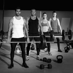 BENEFITS OF JOINING CROSSFIT TRAININGS