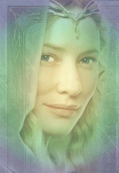 Lady of Lothlorien