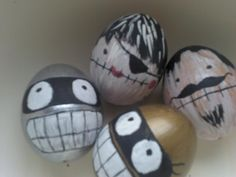 some more eggheads...