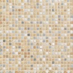 ++This+playful+mix+of+polished+and+honed+micro+stone+mosaics+comes+in +six+different+color+ways.