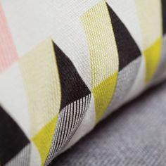 texture. Great color combo: Black, Grey, Pale Lemon, Citron, Snow