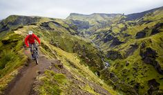 Legitimately Epic Mountain Bike Trails - A short list of some of the best mountain bike rides in the world. Pack your lid and shoes and let's go.  http://adventure-journal.com/2015/09/legitimately-epic-mountain-bike-trails/