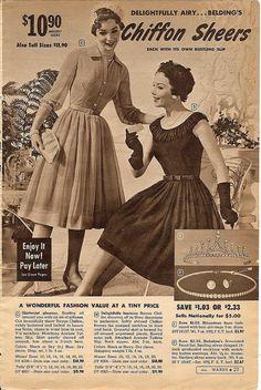 montgomery ward summer 1959 catalog | Flickr - Photo Sharing! Wow