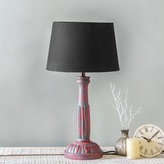 Choose from a vast range of Lighting Products like table lamps, pendant lamps, candle stands, lanterns & more. Table Lamp Wood, Luxury Table Lamps, Wooden Floor Lamps, Wooden Lamp, Vintage Lamps, Luxury Lamps, Handcrafted Lamp, Floor Lamp Design, Candle Stand