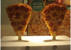 Of course, Pizza on a stick.