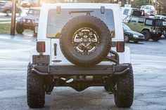 "AEV 4.5"" DualSport SC Lift BMF Novakane Wheels 37x12.50x17 BFG KM2 Mud Terrain Tires Alpine Restyle Kit Custom Alea F-1…"