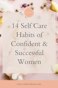 Confident women and successful women almost always have a strong self care routine. I'm sharing 14 self care habits for women who are recovering people pleasers looking to care for themselves. self care ideas, self care rituals, confident women, success Coaching Personal, Life Coaching, Coaching Quotes, Self Care Activities, Startup, Care Quotes, Quotes Quotes, Confident Woman, Successful Women