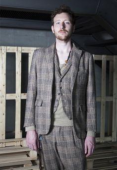 Angelo Sindaco for Master Coat