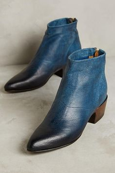 Lucchese Sophie Booties - anthropologie.com