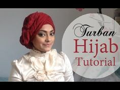 Turban Hijab Tutorial