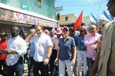 Carolina Mejía expresa preocupación por la agricultura y el turismo de Puerto Plata