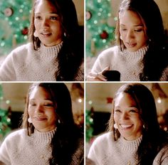 [gifset] #1x09 #TheManInTheYellowSuit #IrisWest