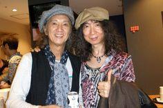 Char & Kyoji Japanese Super Guitarists .