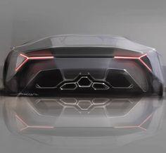 "Gefällt 524 Mal, 3 Kommentare - Design101TRENDS (@design101trends) auf Instagram: ""Concept Design by @vanya.borisov. check us out @cardesignpro @formtrends @cardesignworld…"""