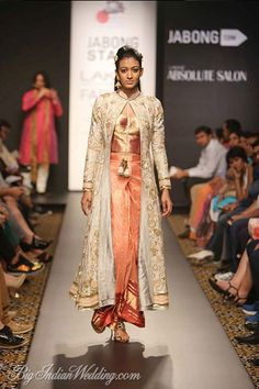 Harshitaa Chatterjee Deshpande at Lakme Fashion Week Winter/Festive 2014